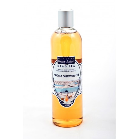 BAGNOSCHIUMA OLEOSO AL LATTE E MIELE- Aroma shower oil