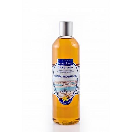 BAGNOSCHIUMA OLEOSO ALLA VANIGLIA- Aroma shower oil