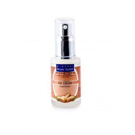 CREMA OCCHI ANTI-AGE ALL'OLIO DI ARGAN - Eye cream argan oil