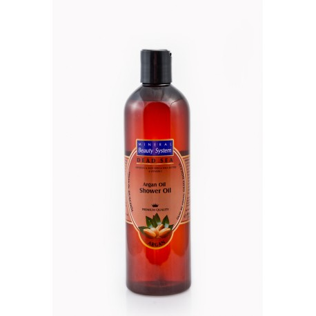 DOCCIASCHIUMA OLEOSO ALL'OLIO DI ARGAN - Shower oil