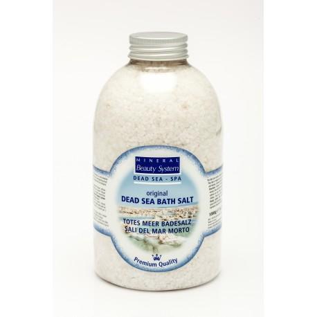 SALE PURO del MAR MORTO, granulometria GROSSA  - Dead Sea Salt