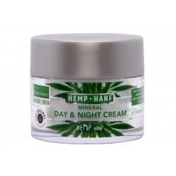 Crema Giorno&Notte con olio di semi di Canapa - DAY&NIGHT CREAM—Hemp Line