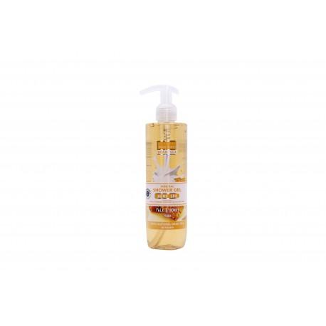 GEL DOCCIA AL LATTE E MIELE - Aroma shower gel Milk&Honey