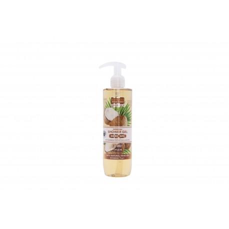 Gel Doccia profumazione Cocco - Aroma shower gel Coconut