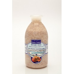BODY PEELING CLEANSING MILK MANGO - Latte peeling corpo al Mango