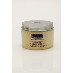 SCRUB AL SALE DEL MAR MORTO LEMON GRASS- Salt & oil body scrub Lemon Grass