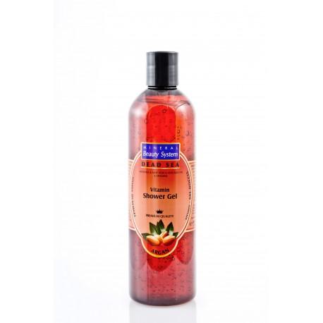 BAGNOSCHIUMA ALL'OLIO DI ARGAN - Shower gel Argan Oil